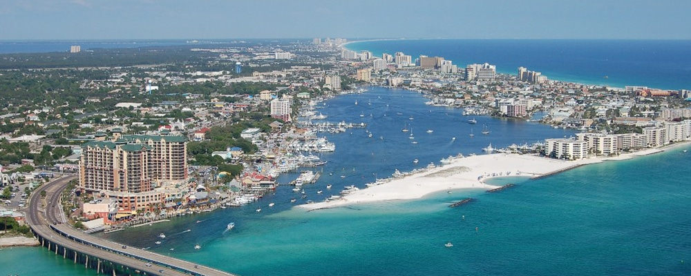 ideas for family vacation in destin fl